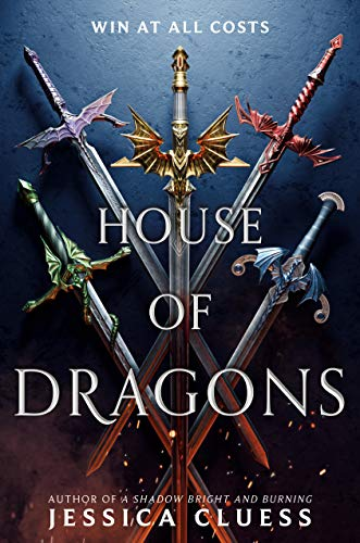 House of Dragons by [Jessica Cluess]