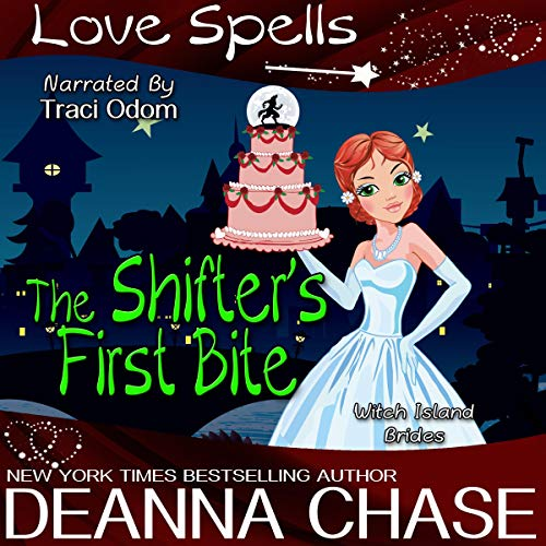 The Shifter's First Bite     Witch Island Brides, Book 3              De :                                                                                                                                 Deanna Chase,                                                                                        Love Spells                               Lu par :                                                                                                                                 Traci Odom                      Durée : 3 h et 16 min     Pas de notations     Global 0,0