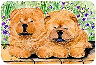 Caroline's Treasures SS8123CMTChow Chow Kitchen or Bath Mat, 20 by 30, Multicolor