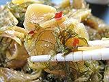 蝦夷バイ貝の松前漬 (つぶ松前漬) 北海道産