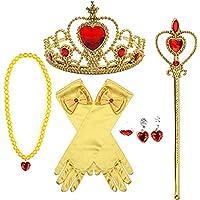 4-Pieces Fedio Girls Princess Dress up Accessories