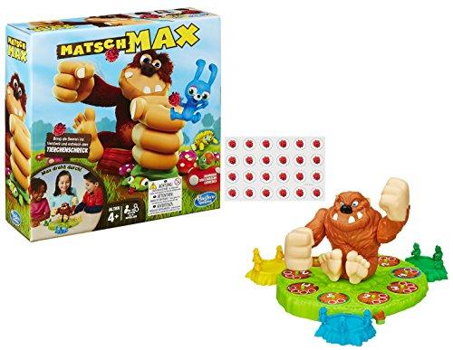 Hasbro Spiele B2266100 Matsch Max Jeu d'enfant