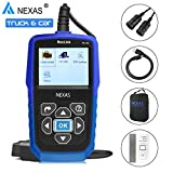 Heavy Duty Diesel Truck Diagnostic Scanner for Freightliner Cummins Code Reader - NexLink NL102