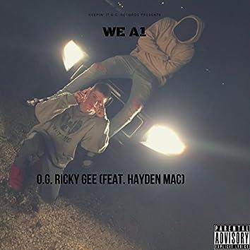 We A1 (feat. Hayden Mac)
