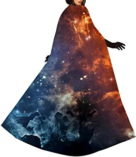Halloween Cloak Supernova Pumpkin Party Long Hat Cloak