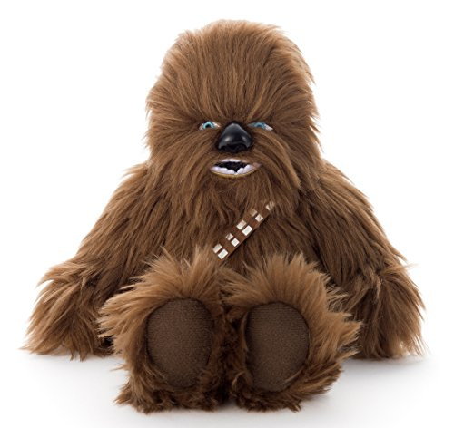 Star Wars Beans Collection Chewbacca Peluche Stuffed Toy Seated Height Approx.16cm