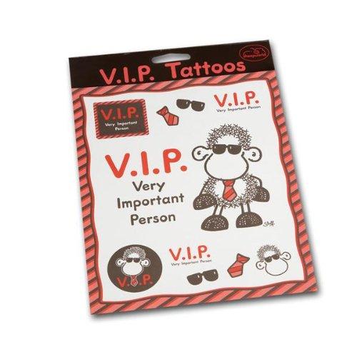 Sheepworld Tatouage VIP