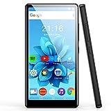 WiFi MP4 Player mit 4'' Touchscreen, AGPTEK HD Videoplayer mit Android 6,0 für UKW-Radio, Online-Funktionen usw, Bluetooth 4.0 Musik Player 1GB RAM, 8GB ROM, mit 32GB TF-Karte, 1000mAh Akku, Schwarz