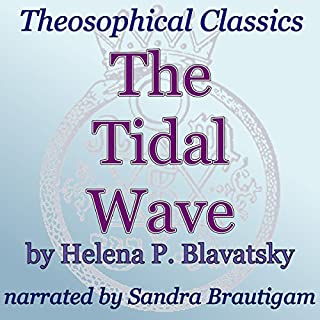 The Tidal Wave audiobook cover art