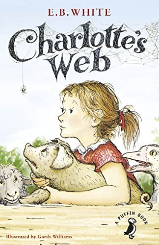 Charlotte's Web (A Puffin Book) by White, E. B. (July 3, 2014) Paperback