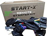 Start-X Remote Starter Kit for Ford F-150 11-14 || F-250 11-16 || F-350 11-16 || F-450 11-16 || F-550 11-16 || Edge 11-14 || Expedition 15–17 || Explorer
