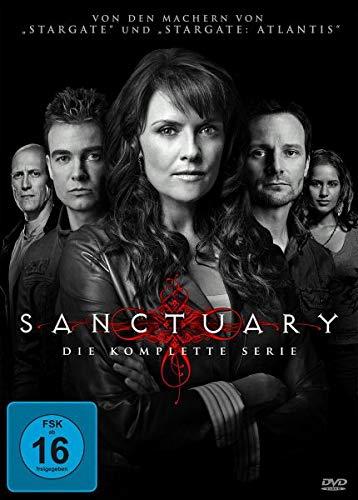 Sanctuary - Die komplette Serie (Keepcase)/13 Blu-ray