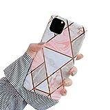 Bakicey Hülle iPhone 11 Hülle Case iPhone 11 Handyhülle Kreatives 3D Muster Schutzhülle Ultra Dünn TPU Silikon Bumper iPhone 11 Case Cover Kratzfest Schutzhülle für Apple iPhone 11 2019