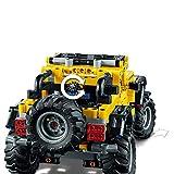 Immagine 2 lego technic jeep wrangler 4x4