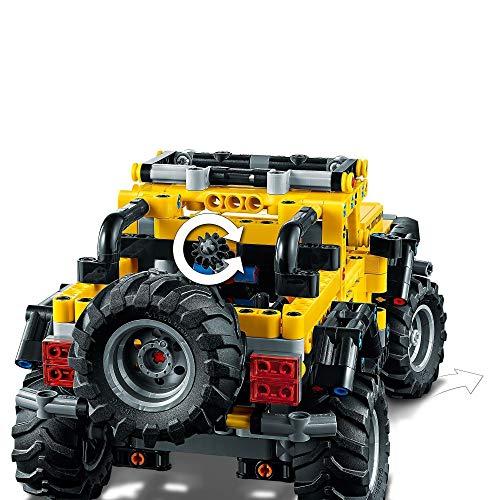 LEGO-Technic Jeep-Geländewagen – LEGO 42122 - 4