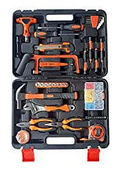 iBELLTB145-9, 145 Piece Socket Wrench Auto Repair Tool Combination Package Mixed Tool Set Hand Tool Kit with Plastic Toolbox Storage Case,RHM Technologies, Ningbo, Zhejiang, PRC.