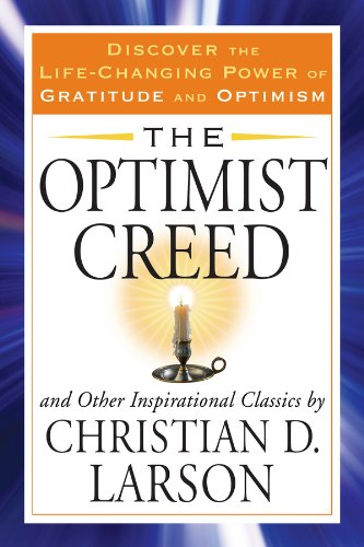 The Optimist Creed (Tarcher Success Classics)