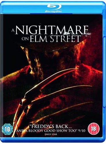 WARNER HOME VIDEO Nightmare On Elm Street [BLU-RAY]