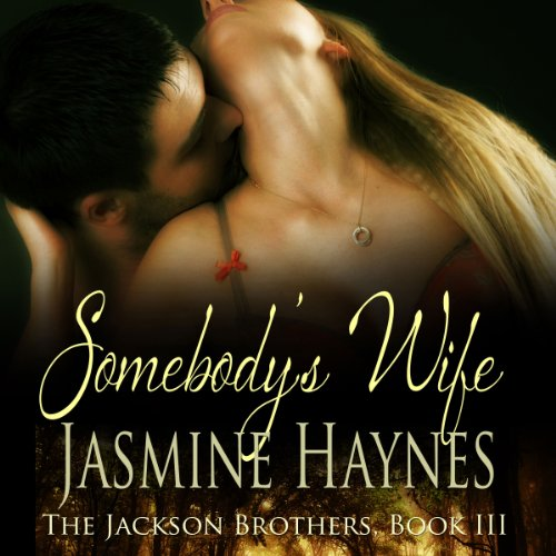 Somebody's Wife audiobook cover art
