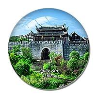 中国青岩古城貴陽冷蔵庫マグネットホワイトボードマグネットオフィスキッチンデコレーション