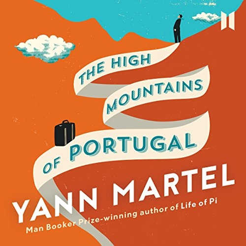 The High Mountains of Portugal audiobook cover art