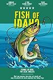 Fish of Idaho: Fishing Log Book for Local Backyard Anglers | Flyfishing Enthusiasts Journal