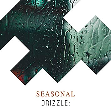 Seasonal Drizzle: Rain Showers Over the Plains