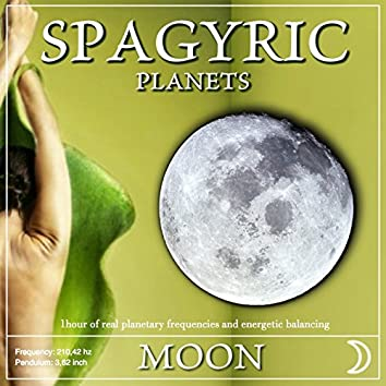 Spagyric Planets: Moon (1 Hour of Real Planetary Frequencies and Energetic Balancing)