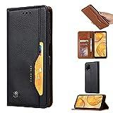 WANTONG Couverture de boîte à Flip téléphonique Coque Portefeuille en Cuir pour Huawei P40...