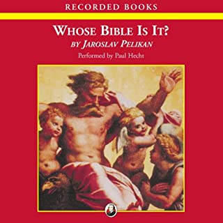 Whose Bible Is It? audiobook cover art