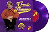 Les Inédits Vol. 8-25cm Violet Transparent + CD