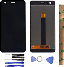JayTong LCD Display & Replacement Touch Screen Digitizer Assembly with Free Tools for Nokia 2 N2 TA-1029 TA-1035 5.0