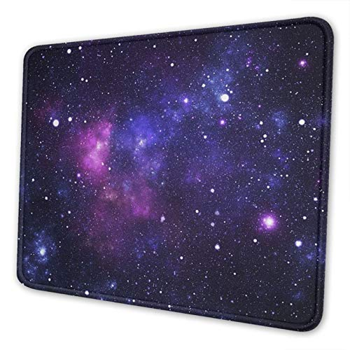 Galaxy Gaming Surface Medium Cloth Mouse Pad of All Time Optimized for Gaming Sensors