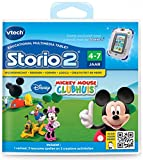 Vtech 80-230423 Storio Game Mickey Mouse (In Holländisch) -