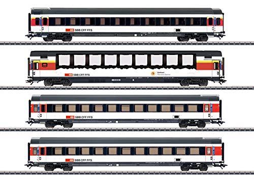 Märklin 43651 SBB 4er-Set Personenwagen