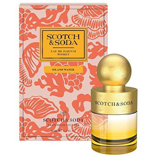 Scotch & Soda - Scotch & Soda Island Water Women Edp Spray 40ml (1 Cosmetica)