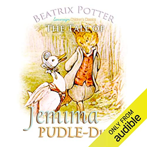 The Tale of Jemima Puddle-Duck Audiobook By Beatrix Potter cover art