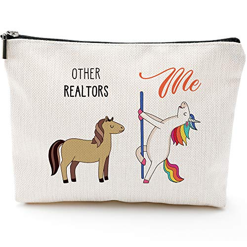 Unicorn Realtor Bag/Pouch