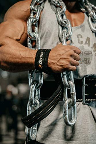 GASP Power Wrist Straps Zughilfen - 4