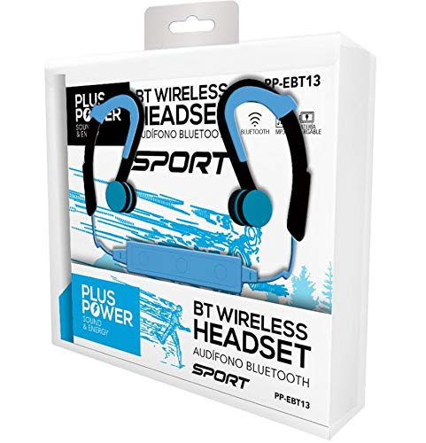 audifonos bluetooth plus power fabricante PLUS POWER