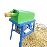 INTBUYING Electric Corn Maize Thresher Sheller Threshing Machine Agricultural Tool Corn Huller...