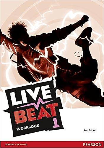 Live Beat 1 Workbook with Audio CD