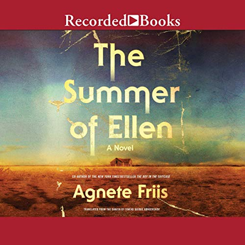 The Summer of Ellen audiobook cover art