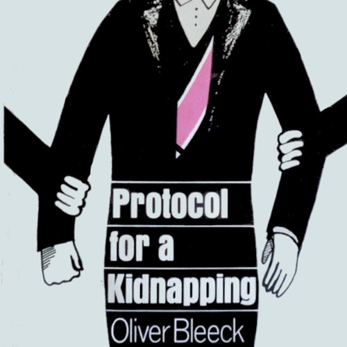 Protocol for a Kidnapping audiobook cover art