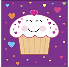 GREATBIGCANVAS Poster Print Entitled Cupcake by Louise Carey 10