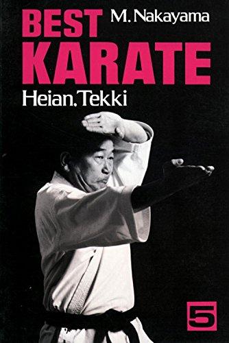 Best Karate, Vol.5: Heian, Tekki (Best Karate Series, Band 5)