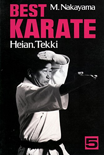 Best Karate, Vol.5: Heian, Tekki (Best Karate Series)