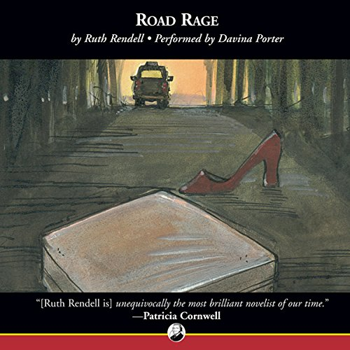Road Rage audiobook cover art