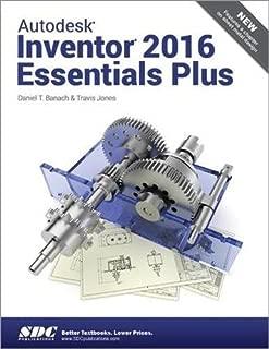 Autodesk Inventor 2016 Essentials Plus