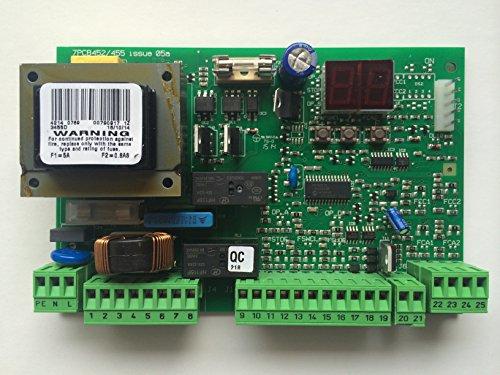 Management Plate FAAC 455D Ref.: 790917